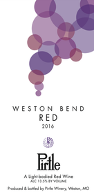 Weston Bend Red